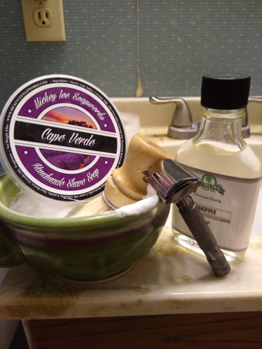 SOTD with Mickey Lee Cape Verde